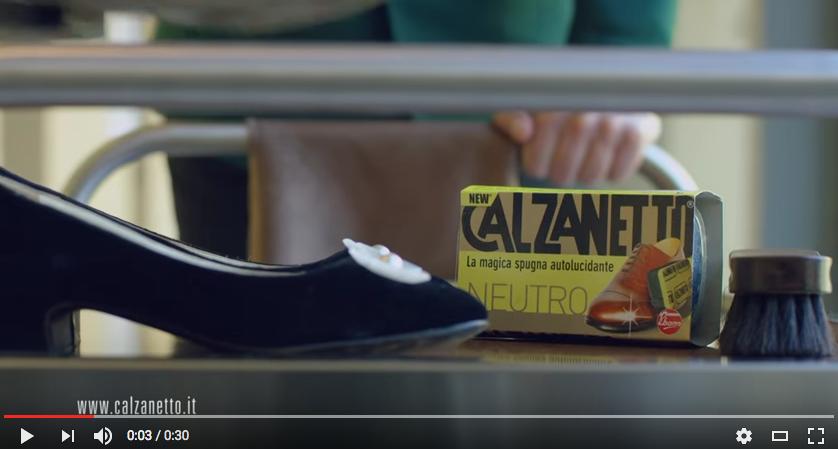 Campagna fotografica stampa e web per Calzanetto
