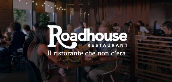 Nuova campagna pubblicitaria tv e web Roadhouse