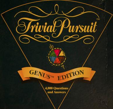 Telepromozione Trivial Pursuit – Mediaset