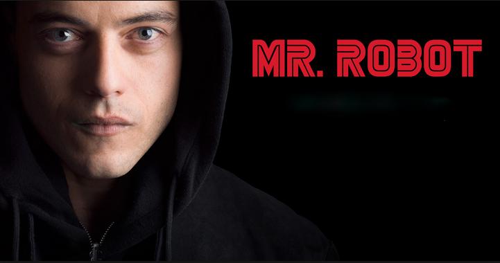 Promo Mediaset – MR ROBOT