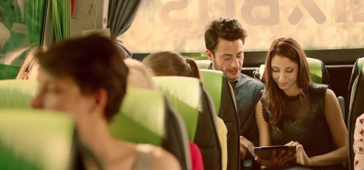 Spot Flixbus – Summer Edition