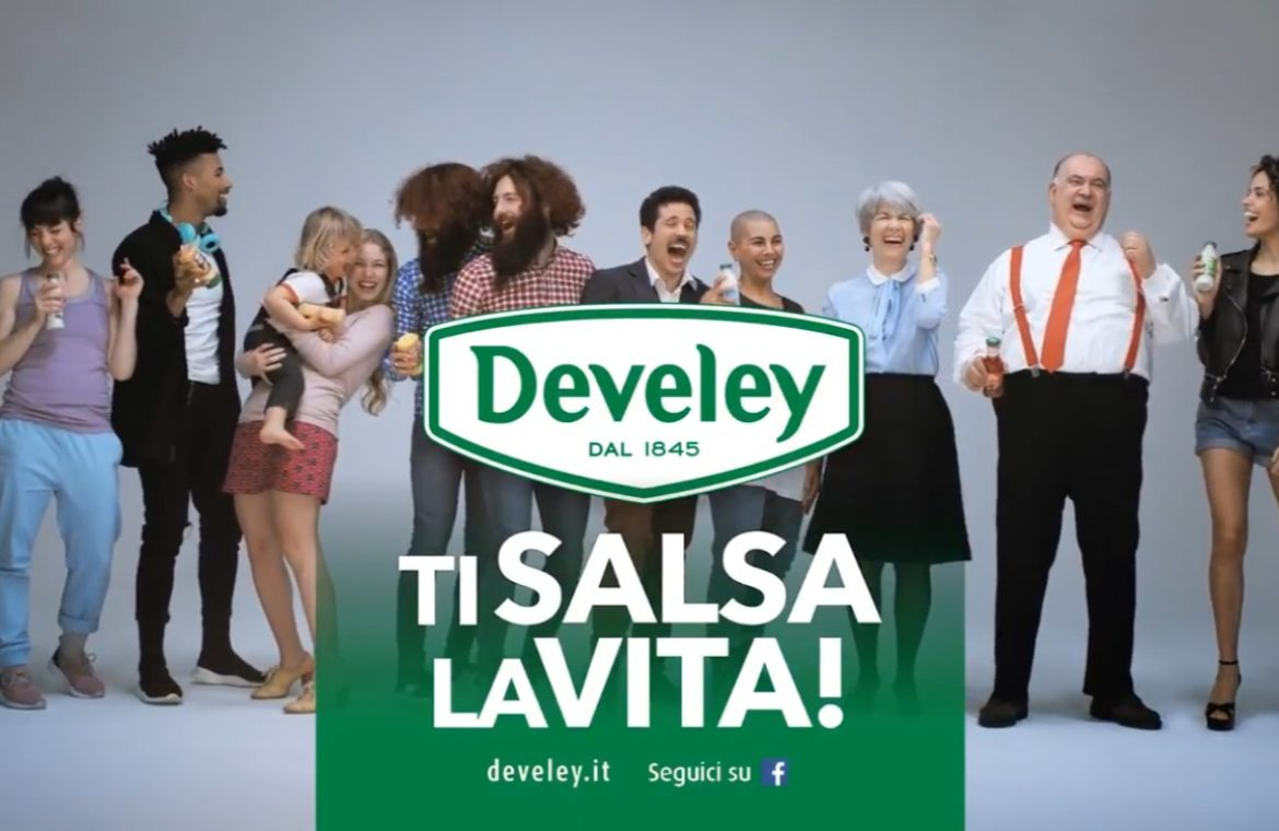 "Maionese Develey ""#TiSalsaLaVita"""