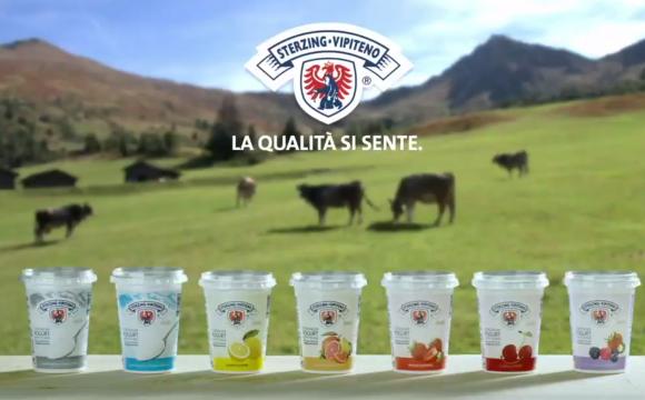 Nuovo spot Yogurt Vipiteno